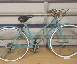 How to fix up an old bike