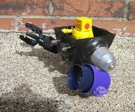 Robot Battle Mech!