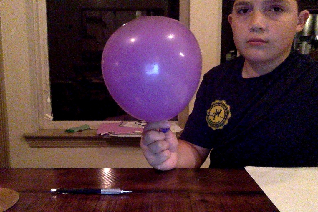Picture of Blow Balloon