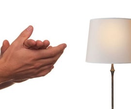 Turn on and Off a Lamp Clapping Twice, Using Arduino