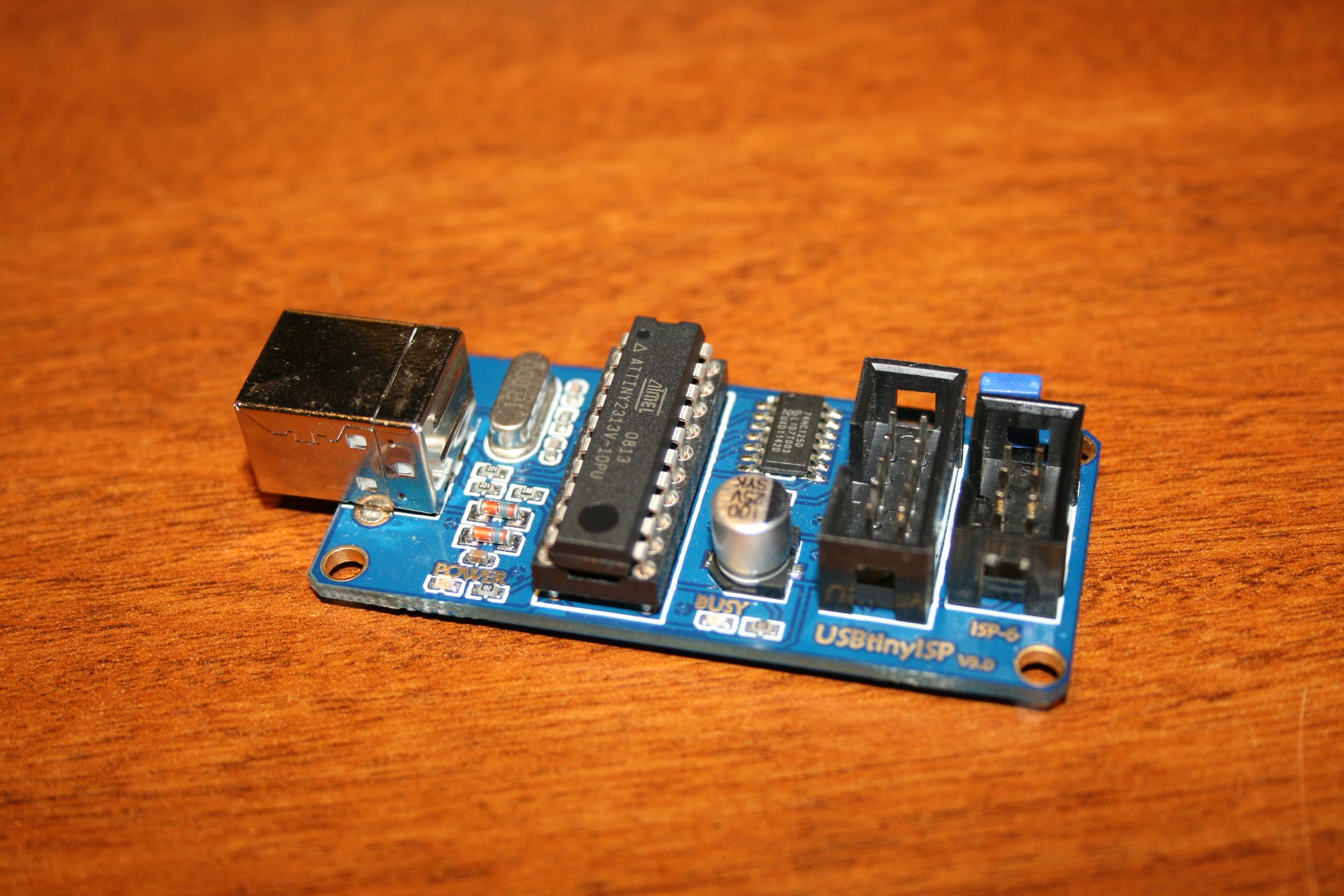 Atmega Programming With Usbtinyisp And Arduino Microcontroller Programmer Circuit Get Domain Pictures