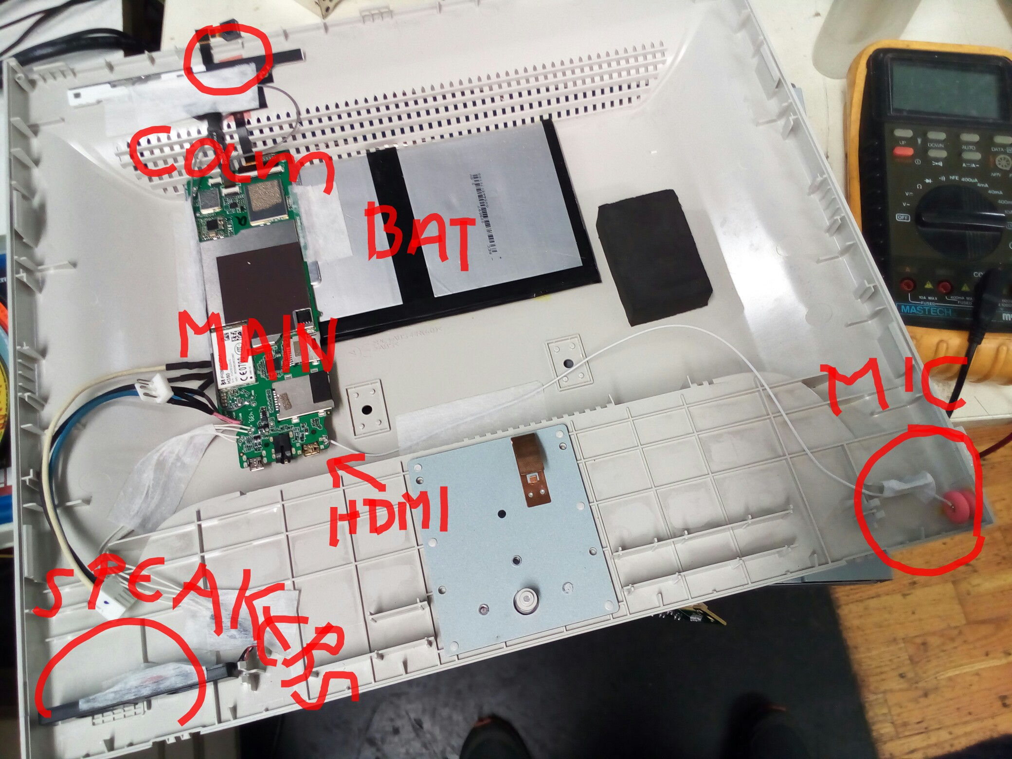 Picture of Inside of It.