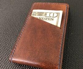 Pull Tab Wallet