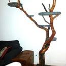 Twisted Juniper Cat Tree