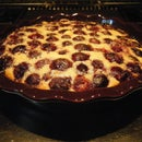 Gluten-Free French Cherry Clafoutis