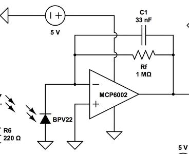 Transimpedance Amplifier