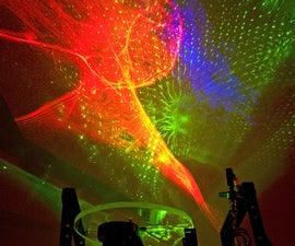 Portable Laser Shows