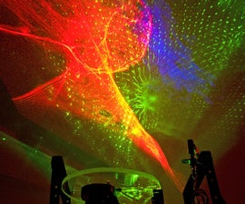 Portable Laser Shows