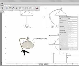 Document the Lamp Design