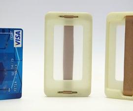 Wallet via 3D Printing