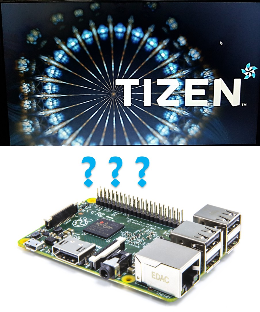 Picture of Tizen for Raspberry Pi 2