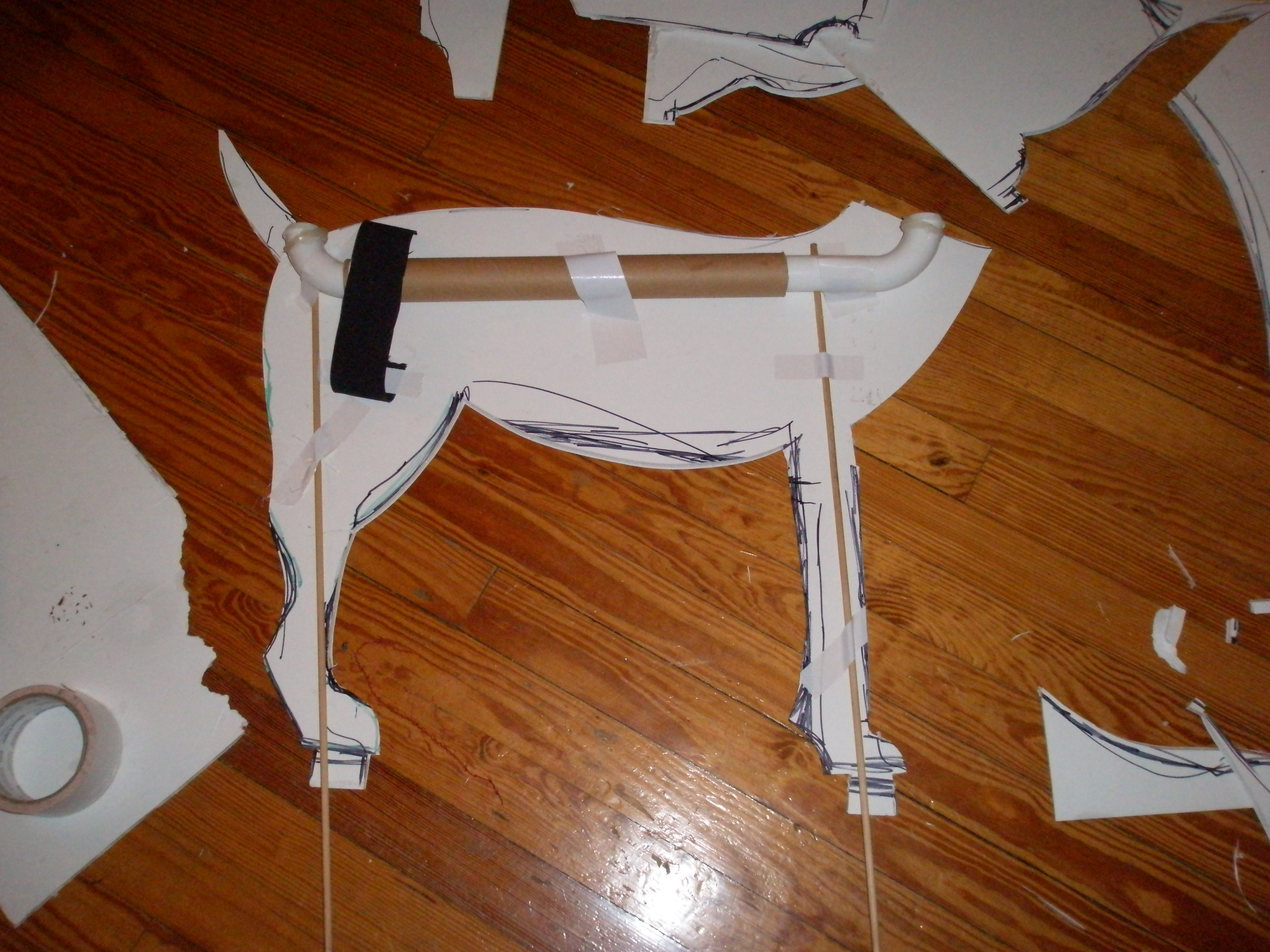 Picture of Making the Dog