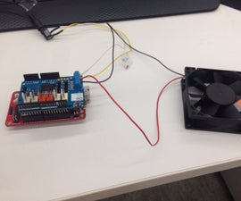 Motor Control with arduino motor shield via Web