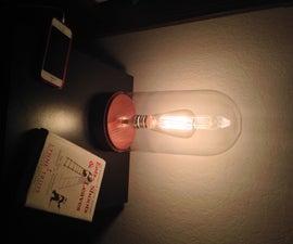 Edison Bulb Dome Lamp