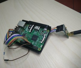 How to use the Nordic nRF905 Transceiver with a Raspberry Pi