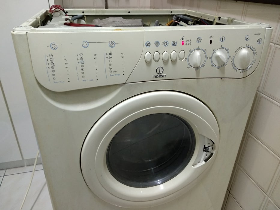 How Easy It Was to Repair the Electronics of My Washing Machine: 5