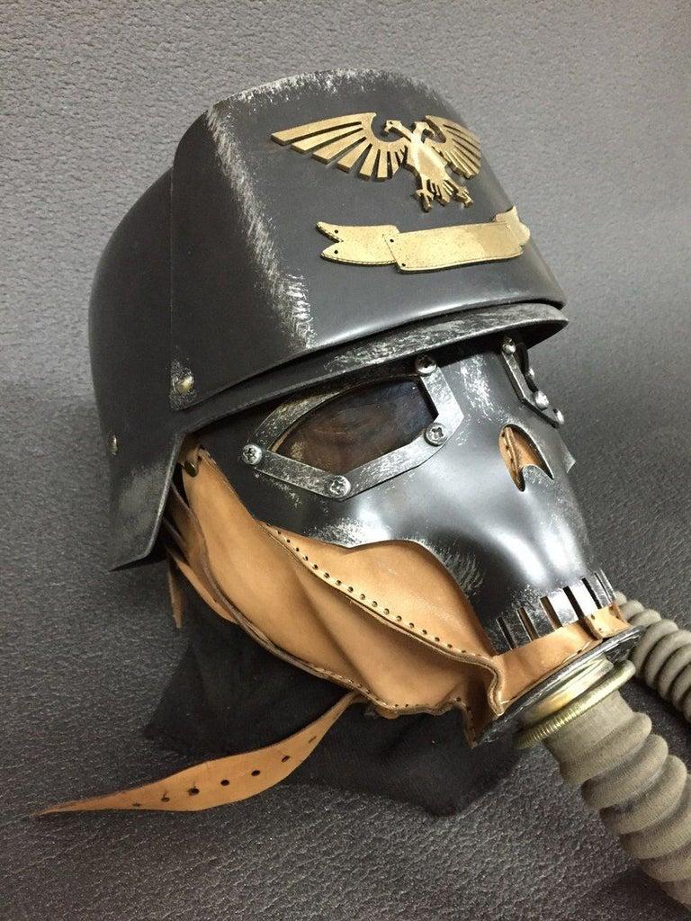 Get Death Korps Of Krieg Cosplay  Pics