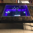 Lightboard Coffee Table and Art Display