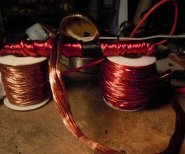 how to get tons of free enameled copper wire