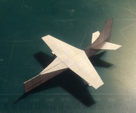 How To Make The Beagle Paper Airplane
