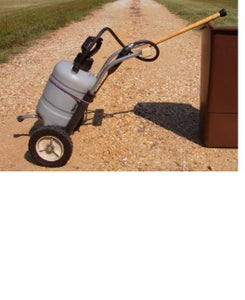 Caddy for Garden Sprayer
