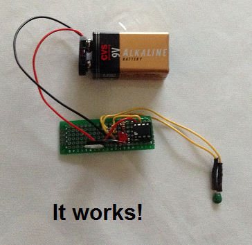 Picture of Programming ATTiny85 for Real Work
