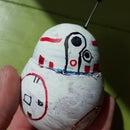 BB8 Easter Egg/Secret Safe