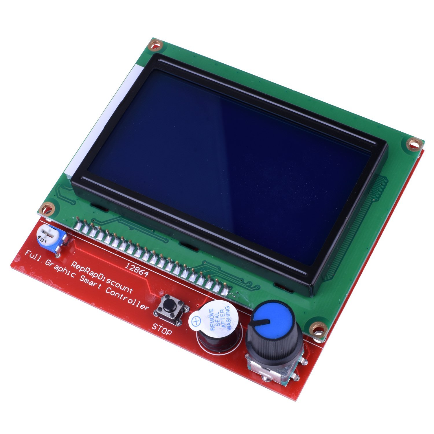 Picture of Connecting LCD