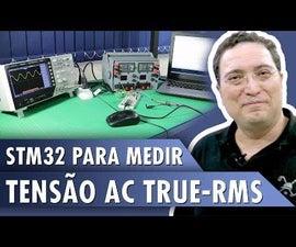 Measuring True-RMS AC Voltage