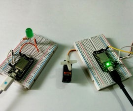 Taking Electronics to the Internet (IoT)   Servo