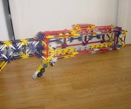 RSGL-81v1.9 (Knex Grenade Launcher)