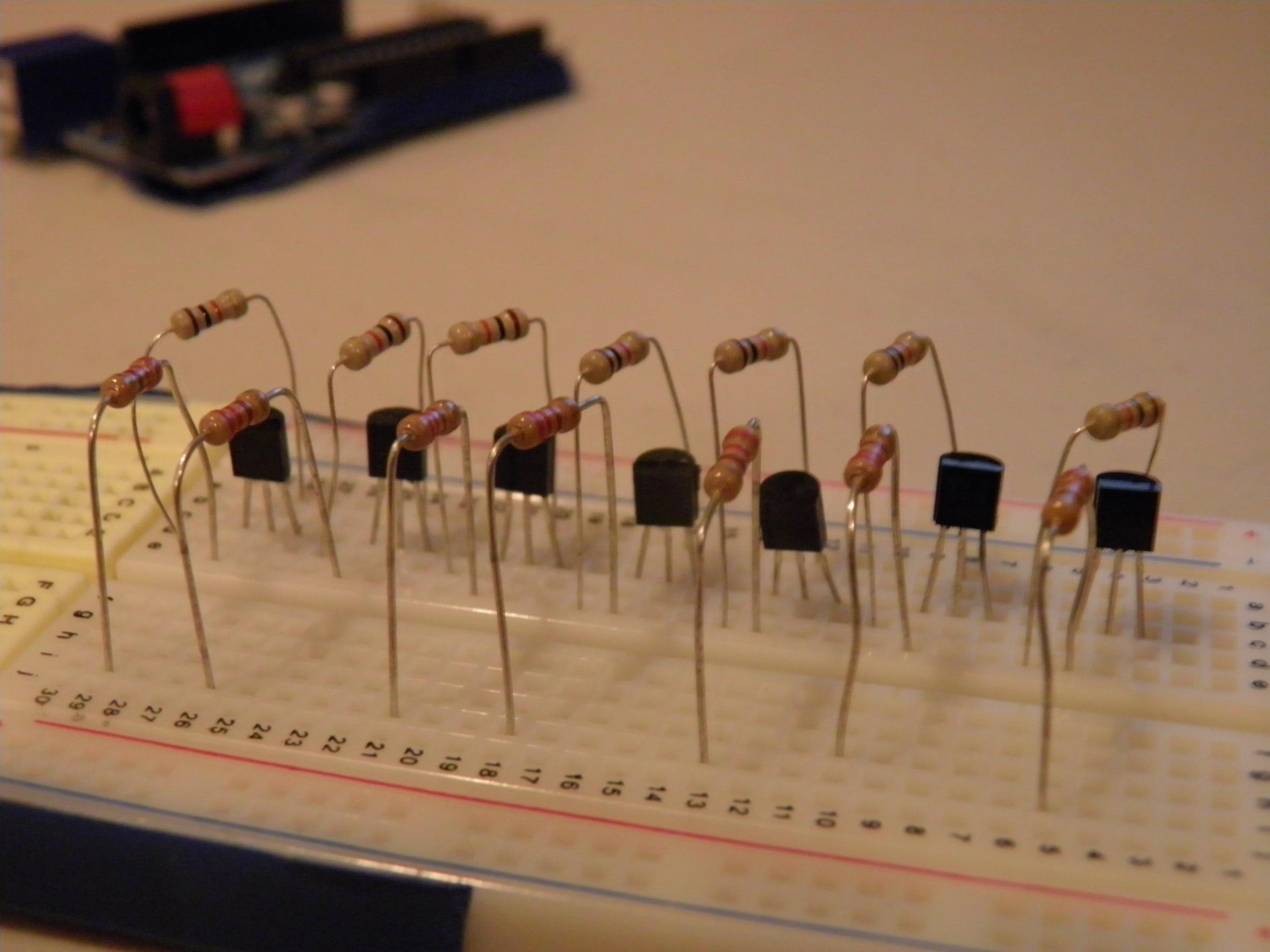 Picture of Even More Resistors