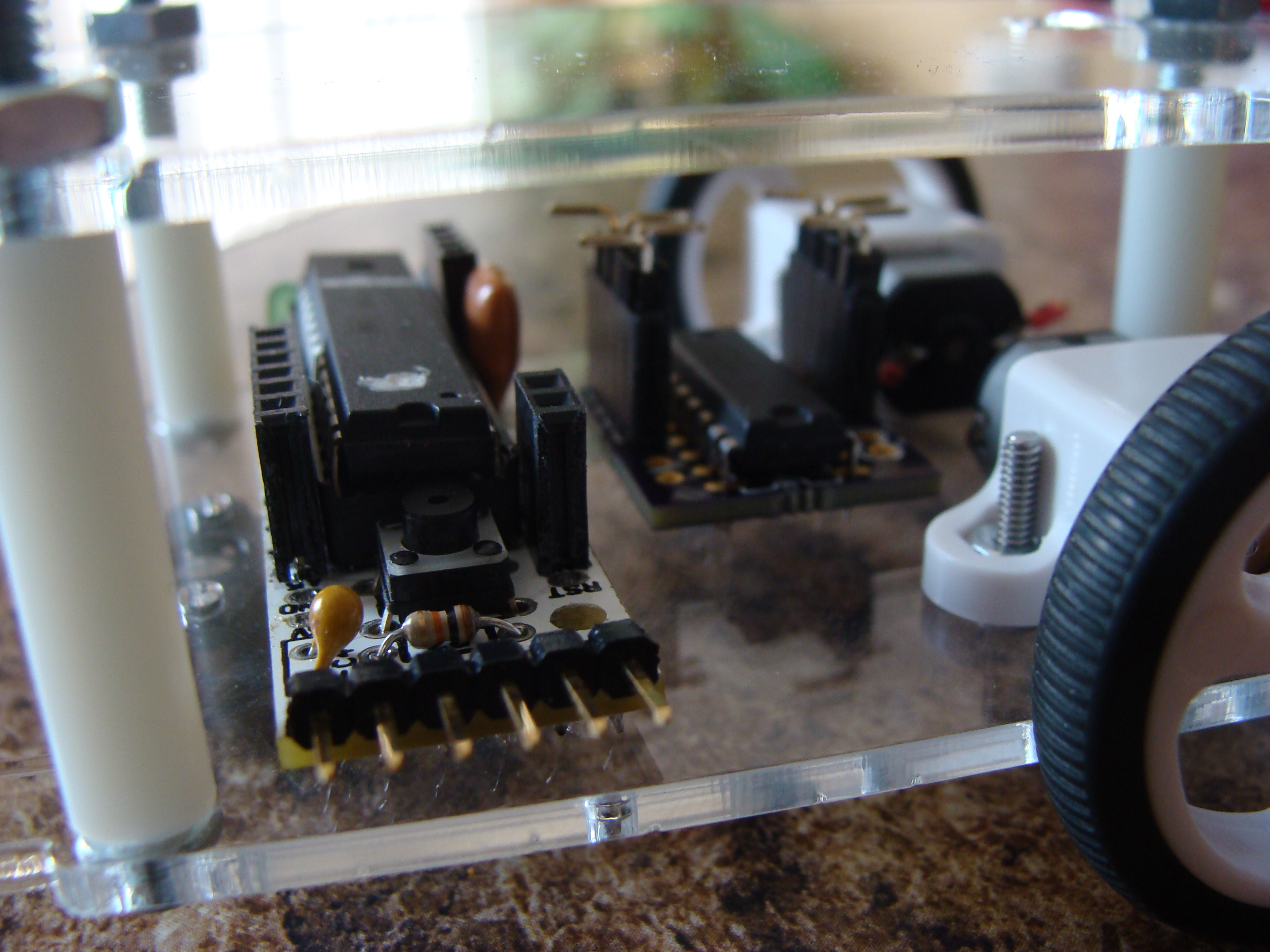 Picture of The Arduino