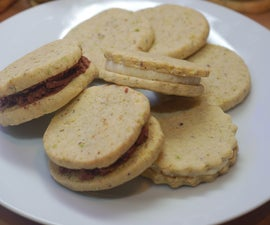 pistachio cookies three ways