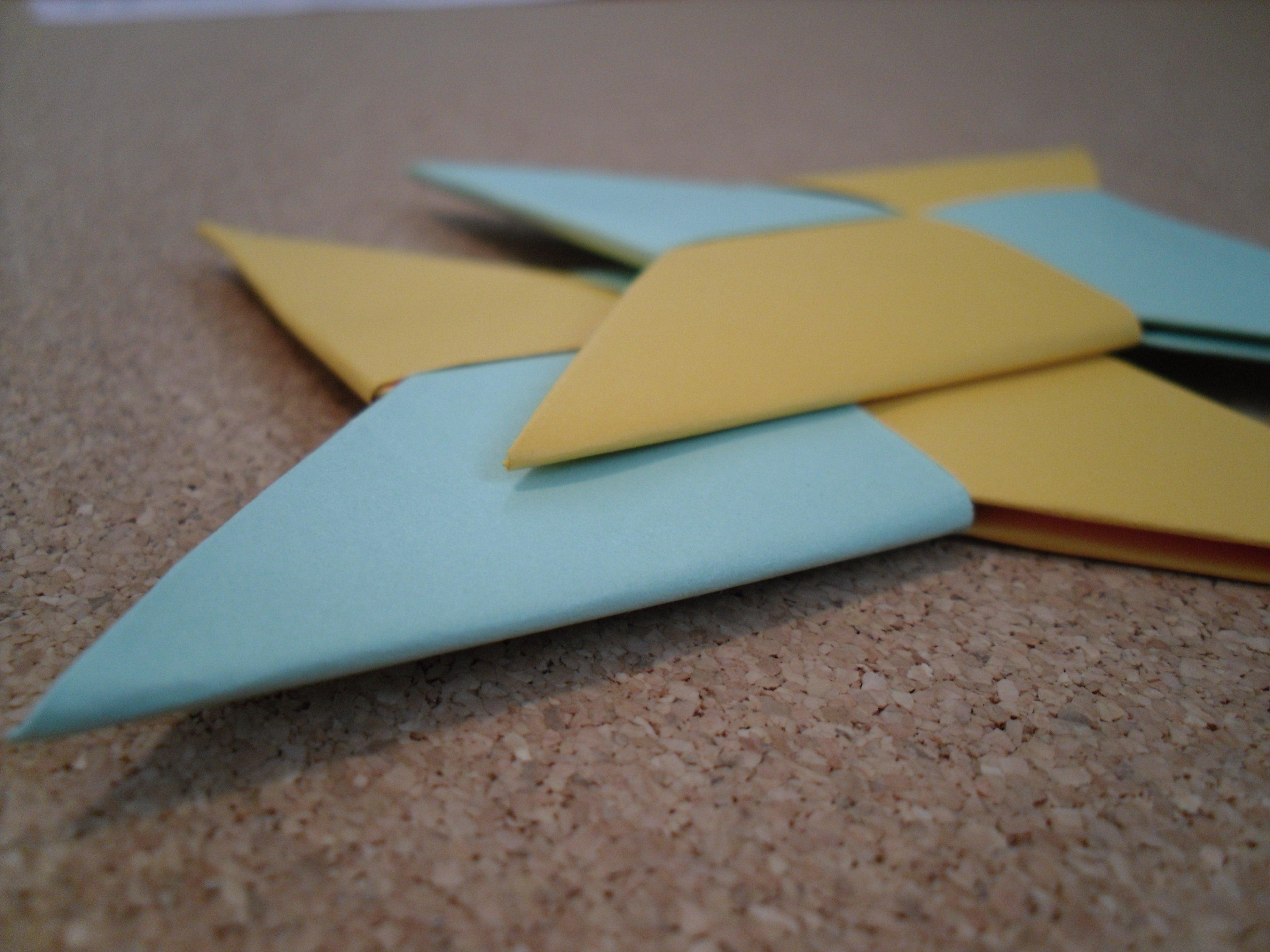 origami ninja star – do origami | 2736x3648