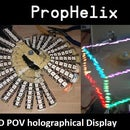PropHelix - 3D POV Display