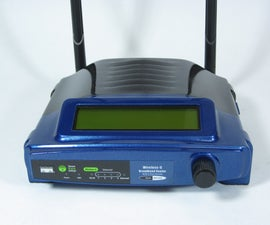 Build a Professional Prototype Case for a Linksys WRT54G Series Router in Three Weeks