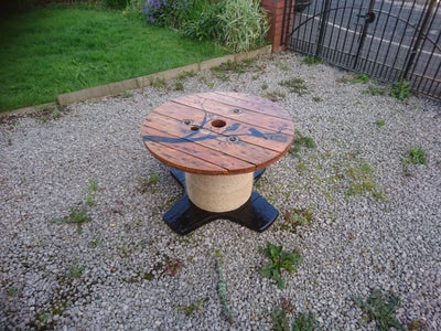 Cable Reel/Drum Table With Custom Design