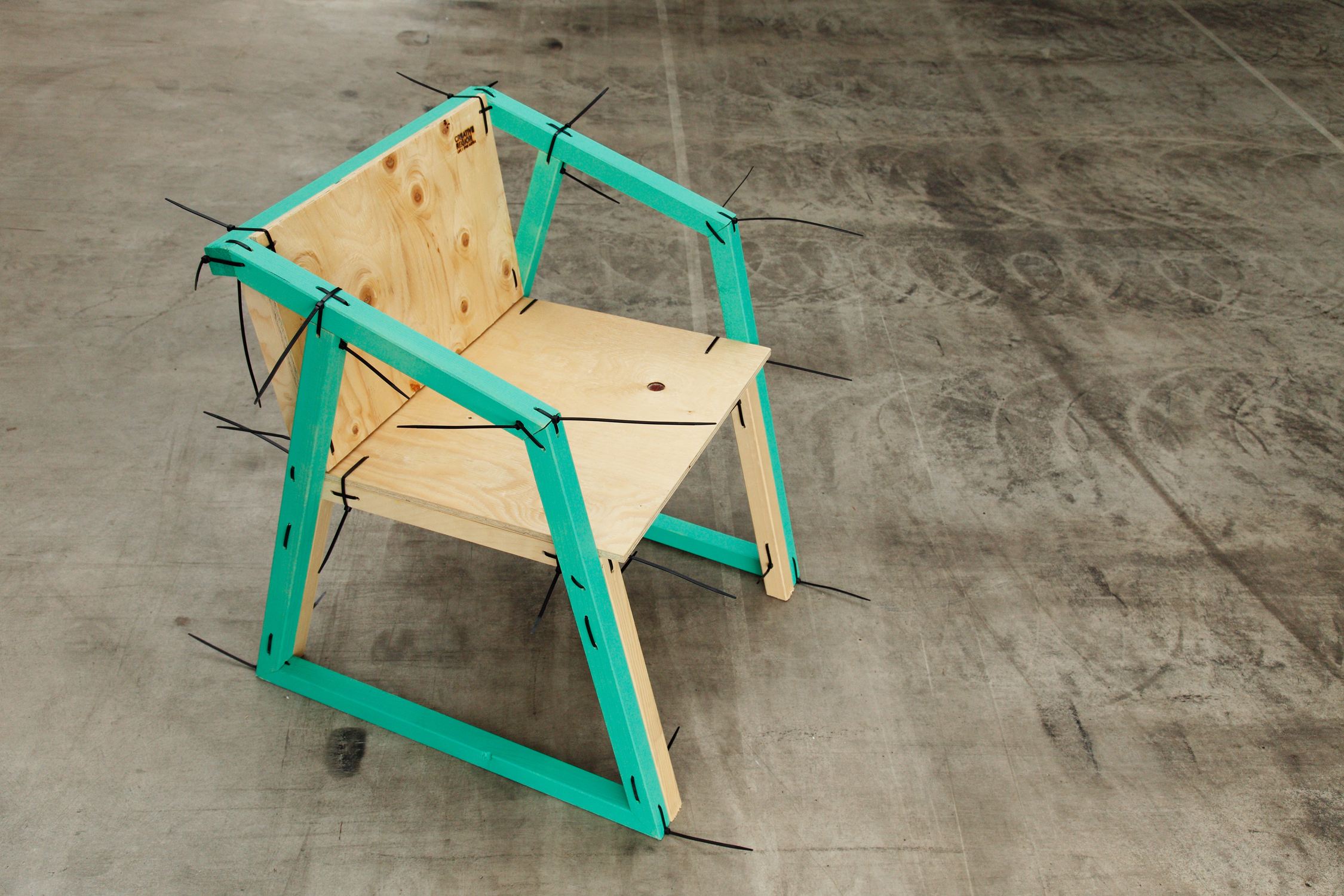 Picture of Familie Binder - Chair by Michael Holzer & Magdalena Reiter