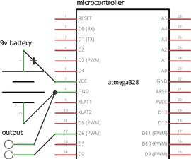 DIY AC to DC power inverter