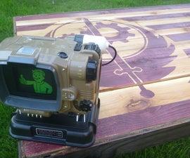 Fallout Brotherhood of Steel Coffee Table (IKEA Hack)