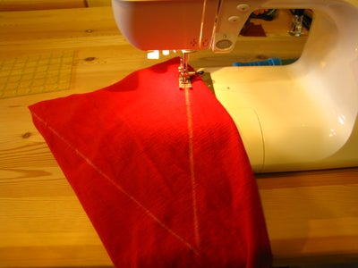 Sew Along the Chalk Line
