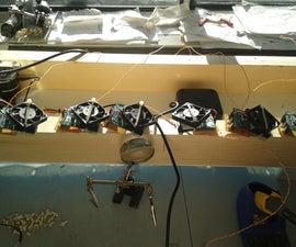 Sculpture Robot (Part 8 of 9): Arduino Robotics Actuator Motor Controller