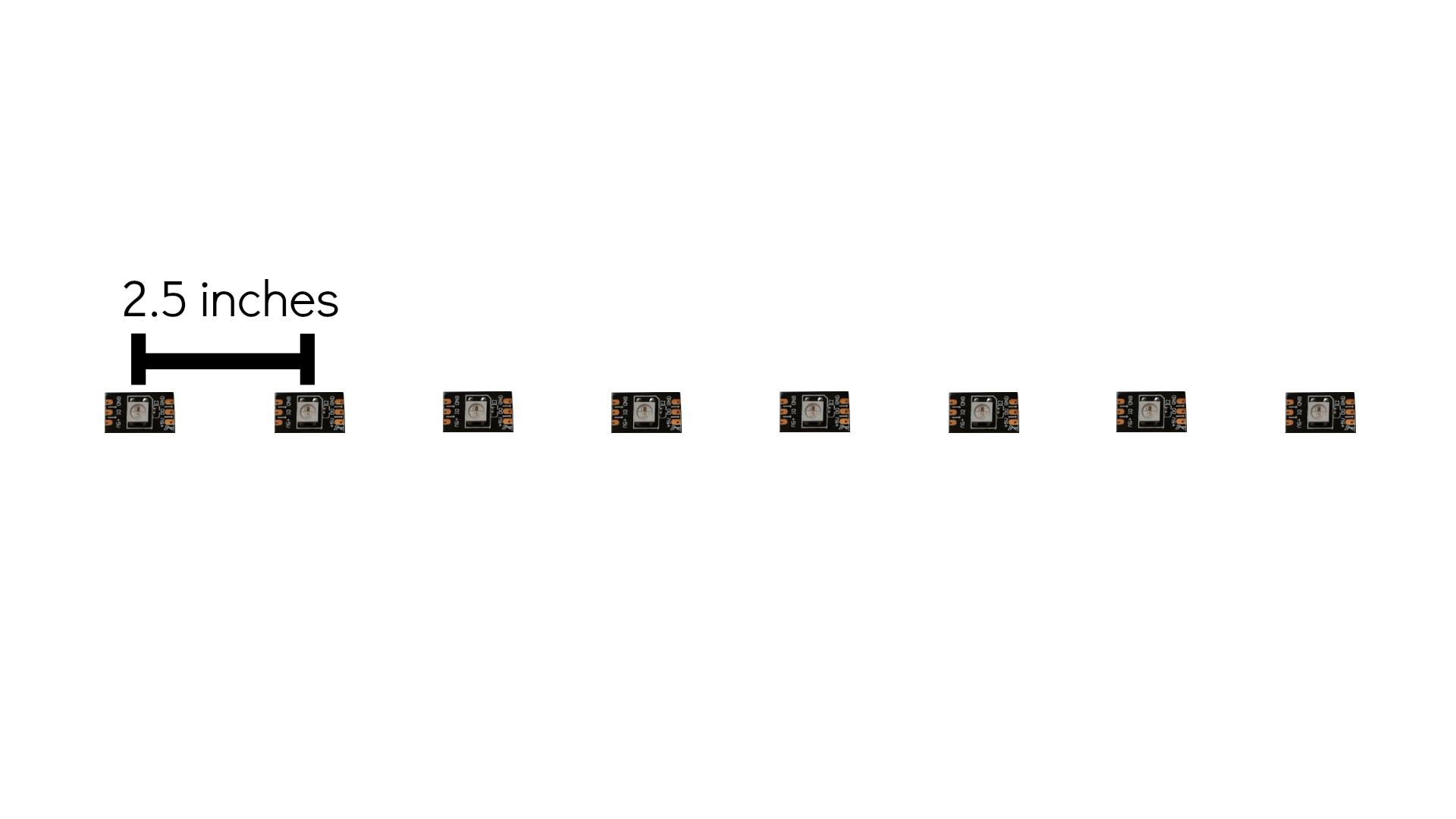 Picture of Neopixels