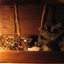 """Interior Decoration: World War II - """"Yugoslavian Ammo Box"""""""