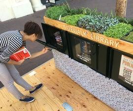 The Sidewalk Library - MSPF