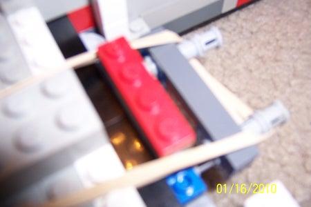 Rubberband, Main Gun, and Front Rail