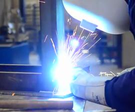Detailed Welding Workbench Video Tutorial
