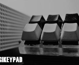 DIY Macro Keyboard (DigiSpark)