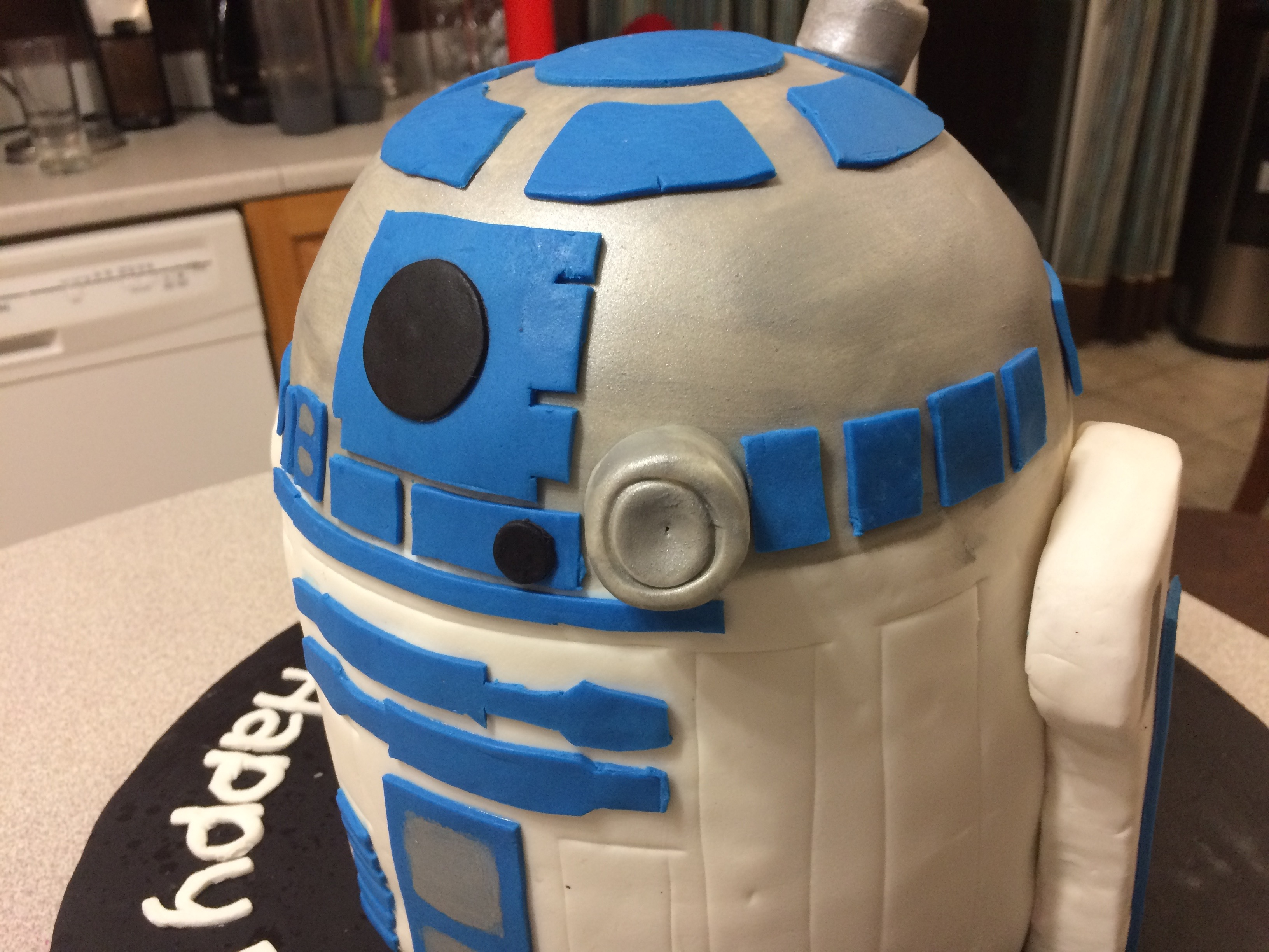 Picture of Putting R2 Together!!